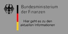 Logo Bundesministerium der Finanzen