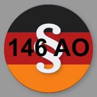 Paragraph 146 AO Abgabenordnung (KassenSich)