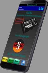 OrderHandy mobiles Kassenterminal mit TSE